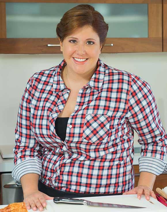 Chef María Fernanda Retana