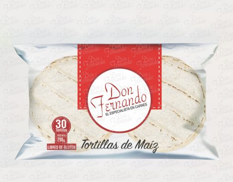 tortillas pequeñas don fernando